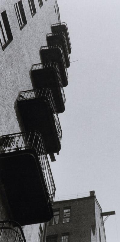 Балконы. 1925
