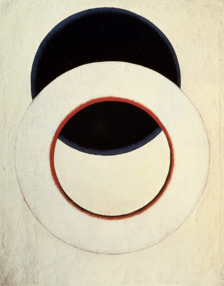 Белый круг. 1918