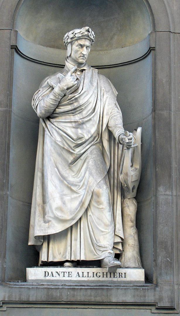 Данте Алигьери (итал. Dante Alighieri, 1265–1321)