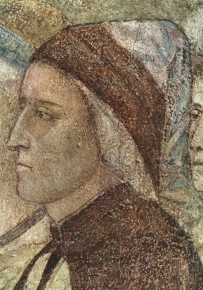 Данте Алигьери. XIV в.