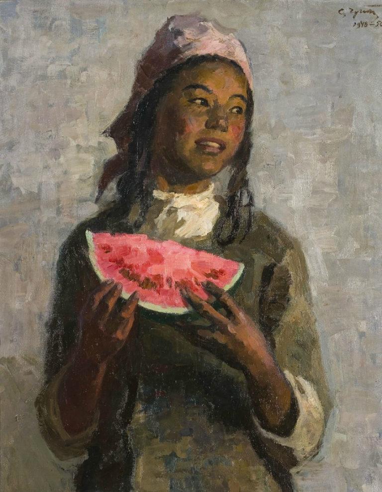 Дочь чабана. 1948–1956