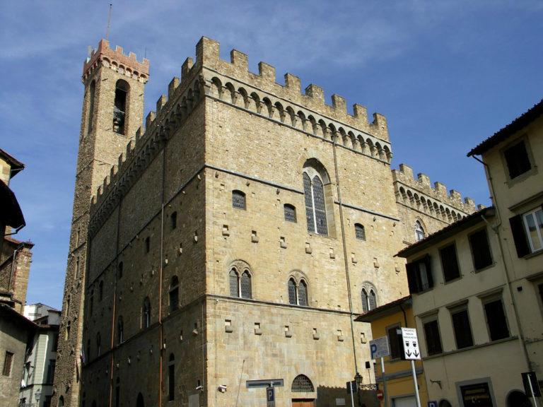 Дворец Барджелло. 2-я пол. XIII в. Флоренция