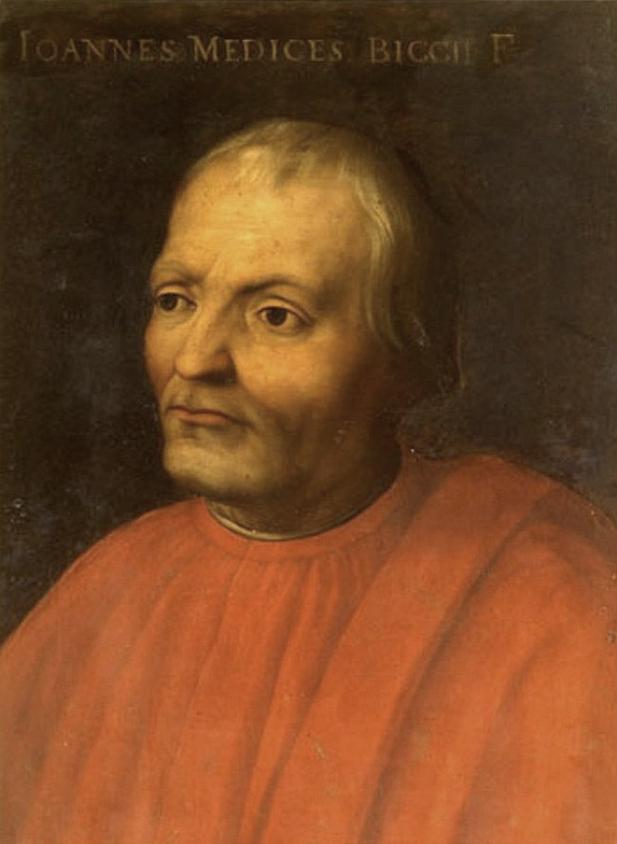 Джованни Медичи (итал. Giovanni de Medici, 1360–1429). 1560–1565
