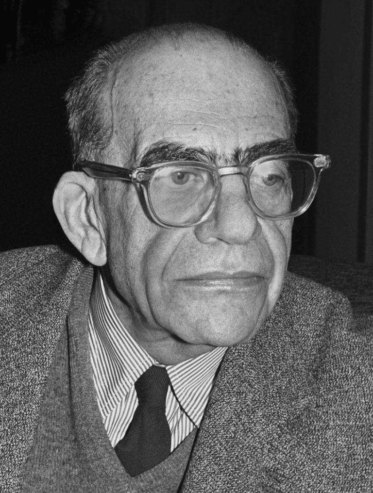 Эрвин Панофски (нем. Erwin Panofsky; 1892—1968)