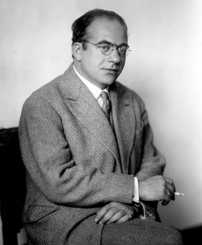 Эрвин Панофский (нем. Erwin Panofsky, 1892–1968). 1932