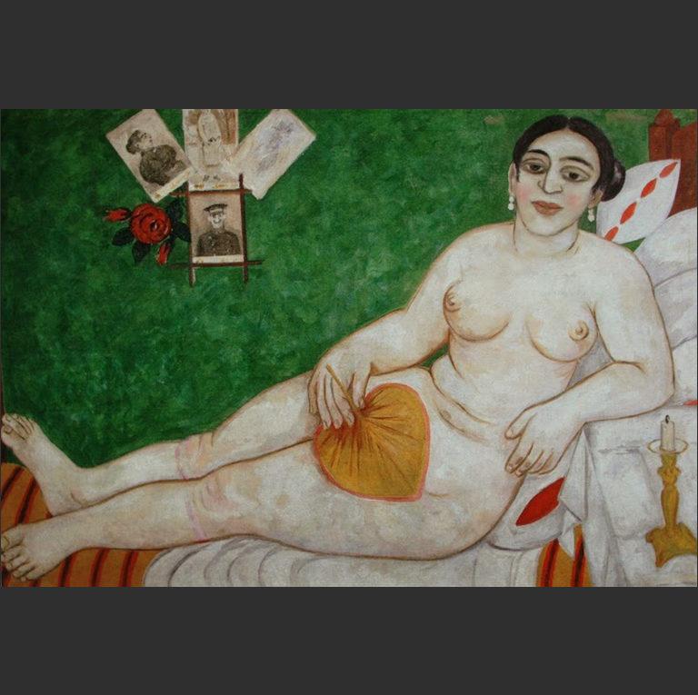 Еврейская Венера. 1912