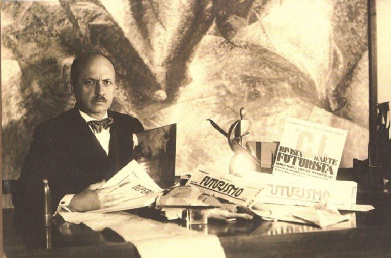 Филиппо Томмазо Маринетти (итал. Filippo Tommaso Marinetti, 1876–1944)