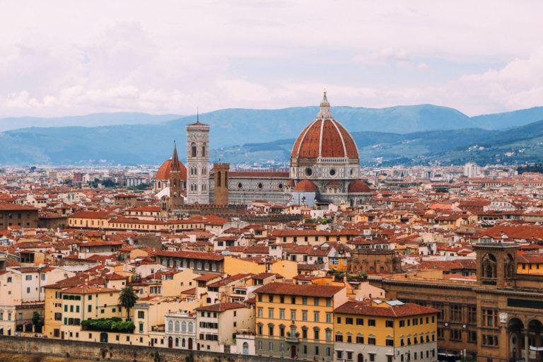 Флоренция, Тоскана