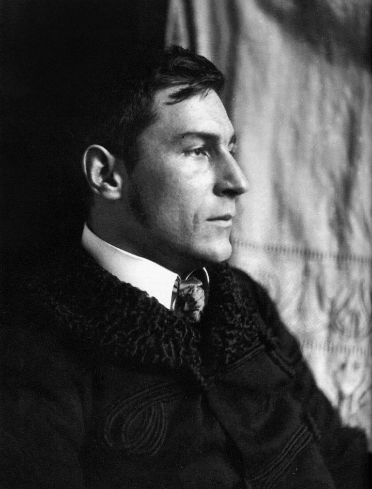 Франц Марк (нем. Franz Marc, 1880–1916). 1913