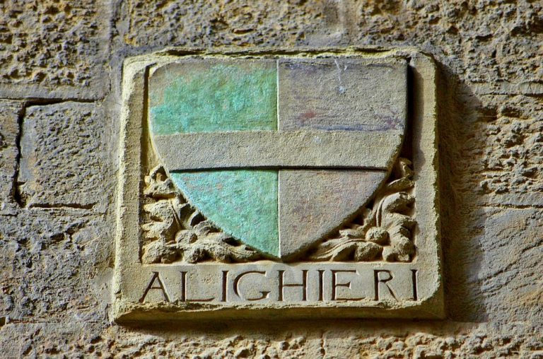 Герб семьи Алигьери