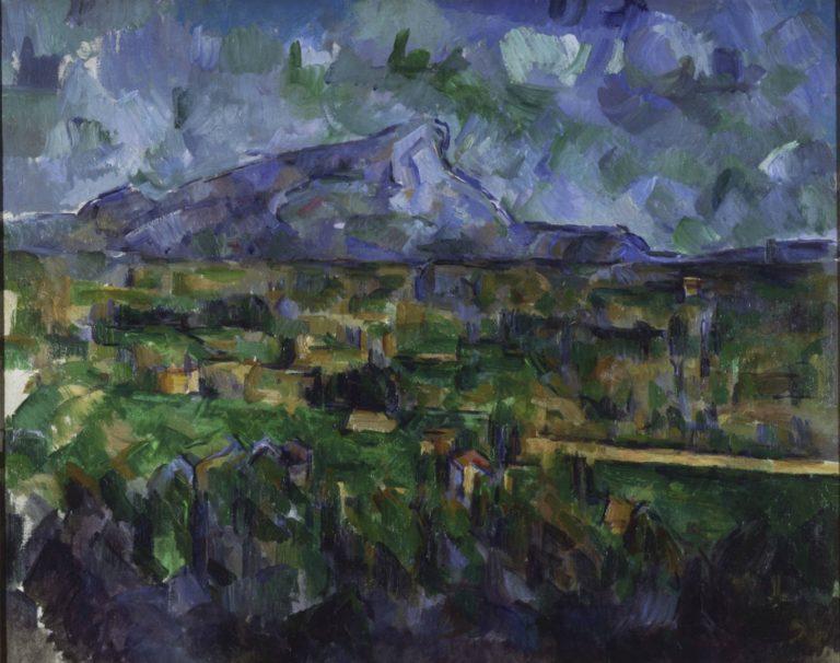 Гора Сент-Виктуар. 1904–1906