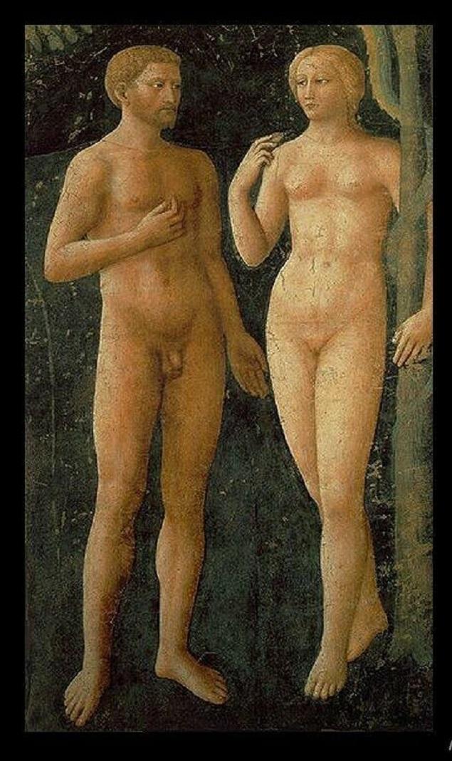 Грехопадение. 1424–1425