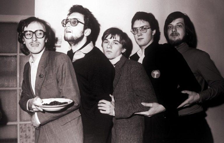 Группа «Мухомор». 1982