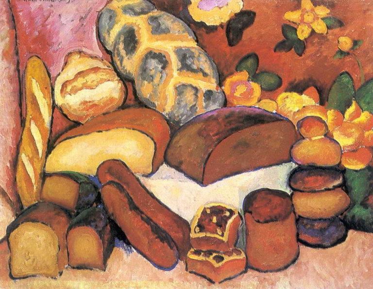 Хлебы. 1912
