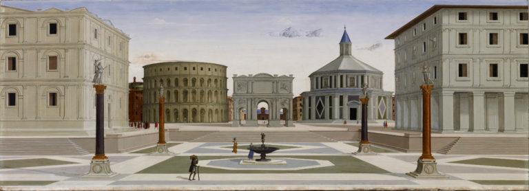 Идеальный город. 1480–1484