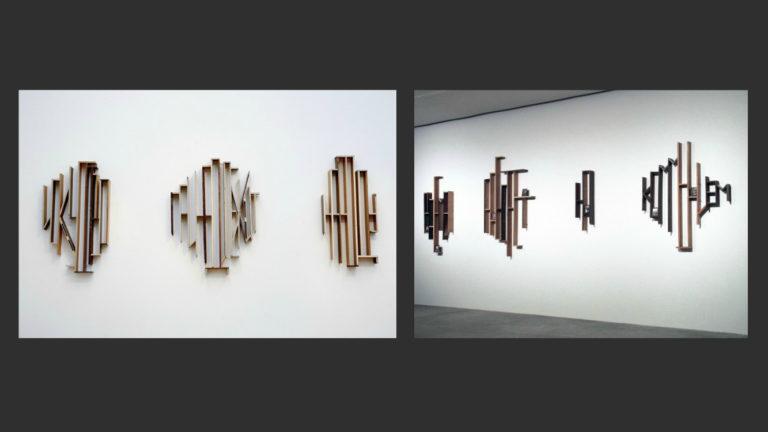 Инсталляции из проекта «Время работает на коммунизм». 2010