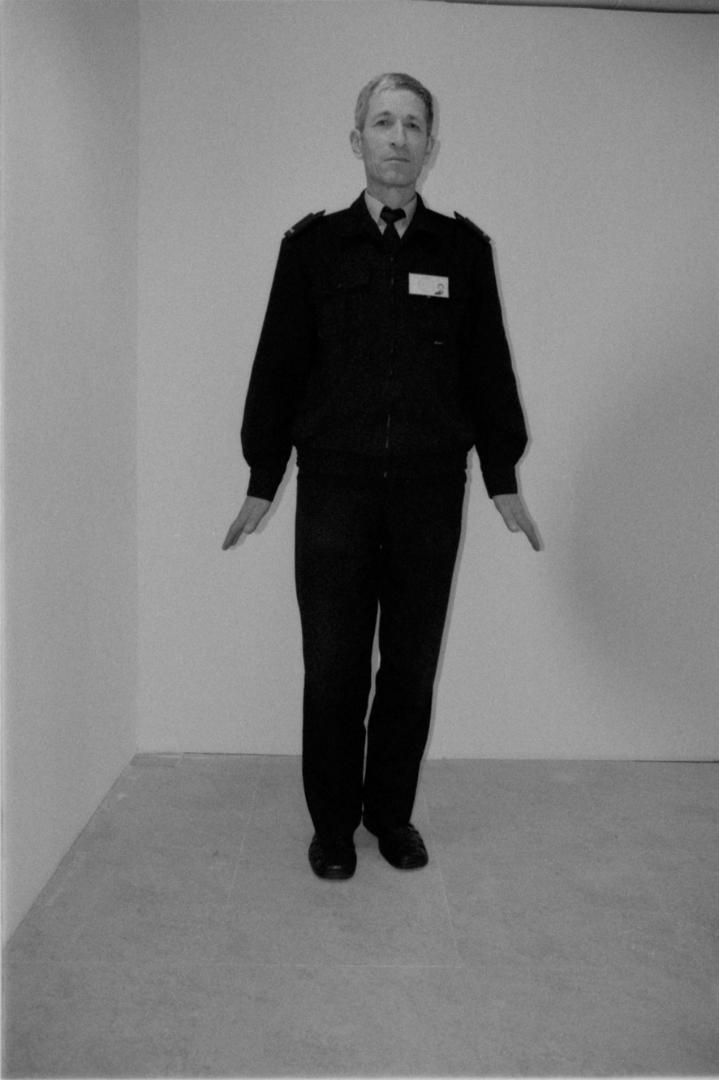 Из серии «Охранники». 2009