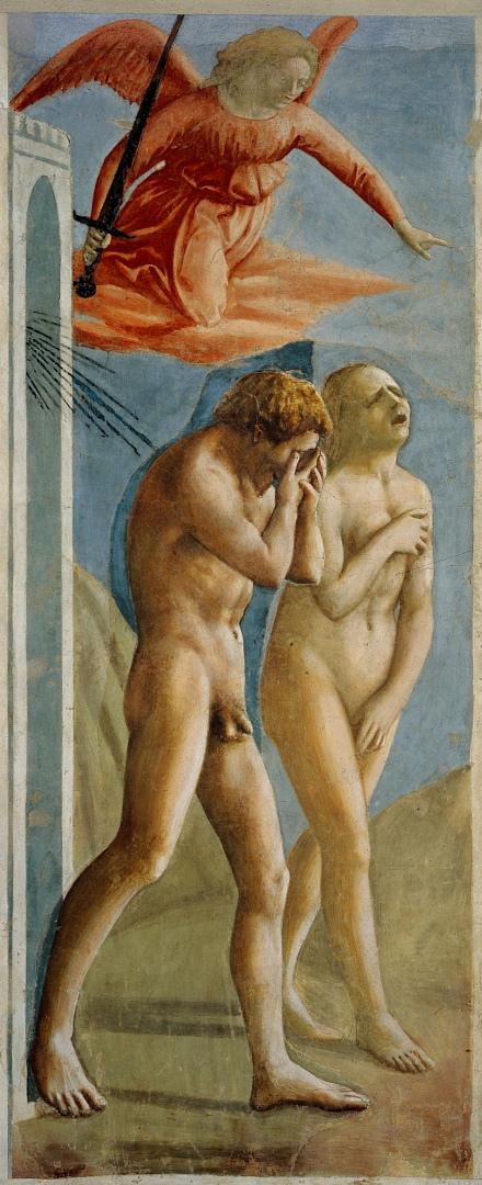 Изгнание из рая. 1424–1425