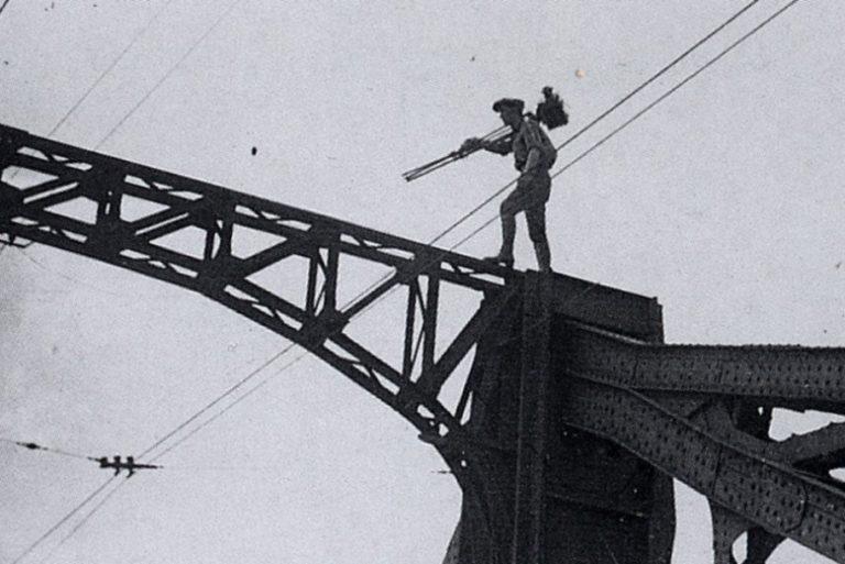 Кадр из фильма «Человек с киноаппаратом». 1929