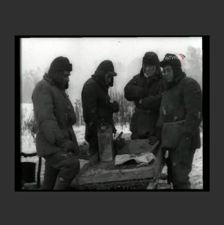 Кадр из фильма «Если ты прав». 1963