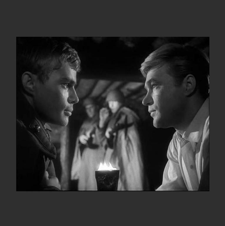 Кадр из фильма «Мне двадцать лет». 1964