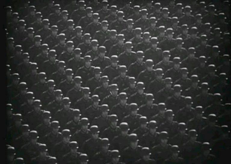 Кадр из фильма «Обыкновенный фашизм». 1965