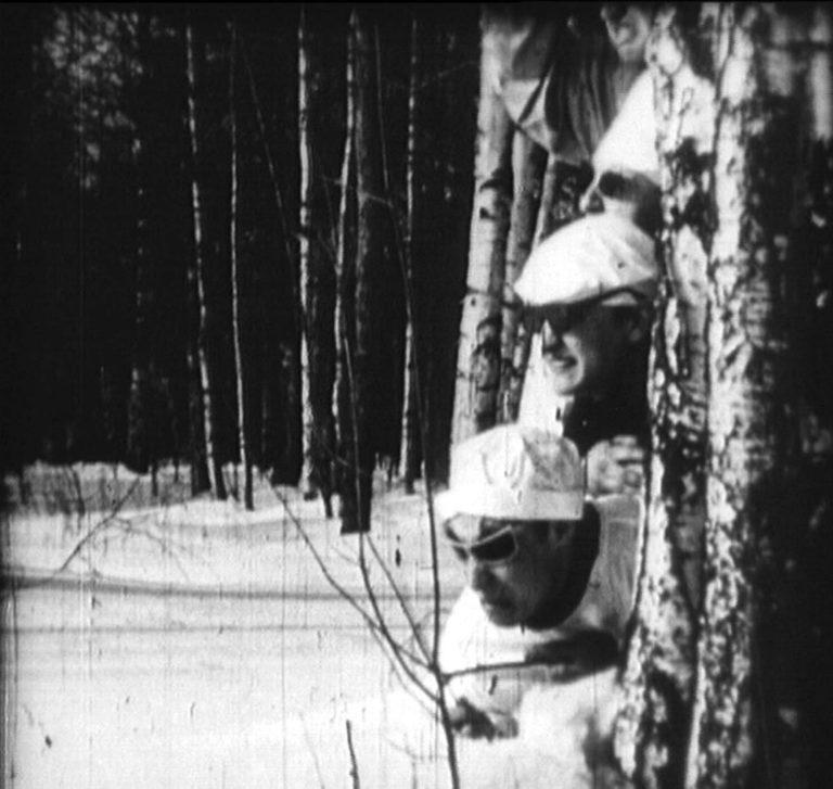 Кадр из фильма «Санитары-оборотни». 1984