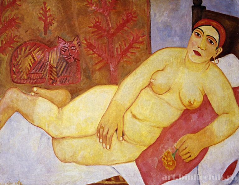 Кацапская Венера. 1912