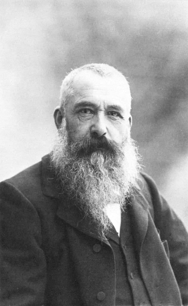 Клод Моне (фр. Oscar-Claude Monet , 1840–1926). 1899