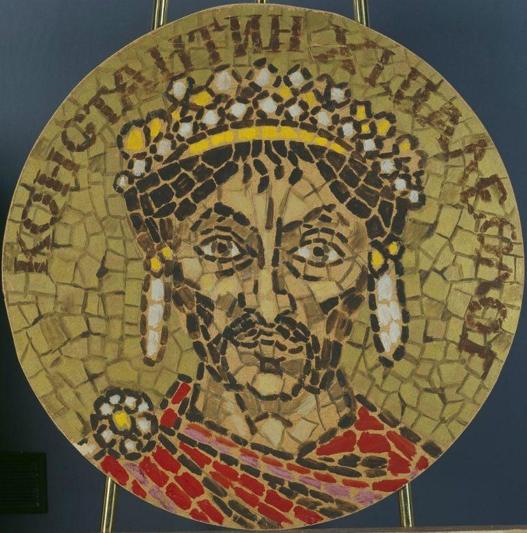 Константин Великий. Кон. 1960-х