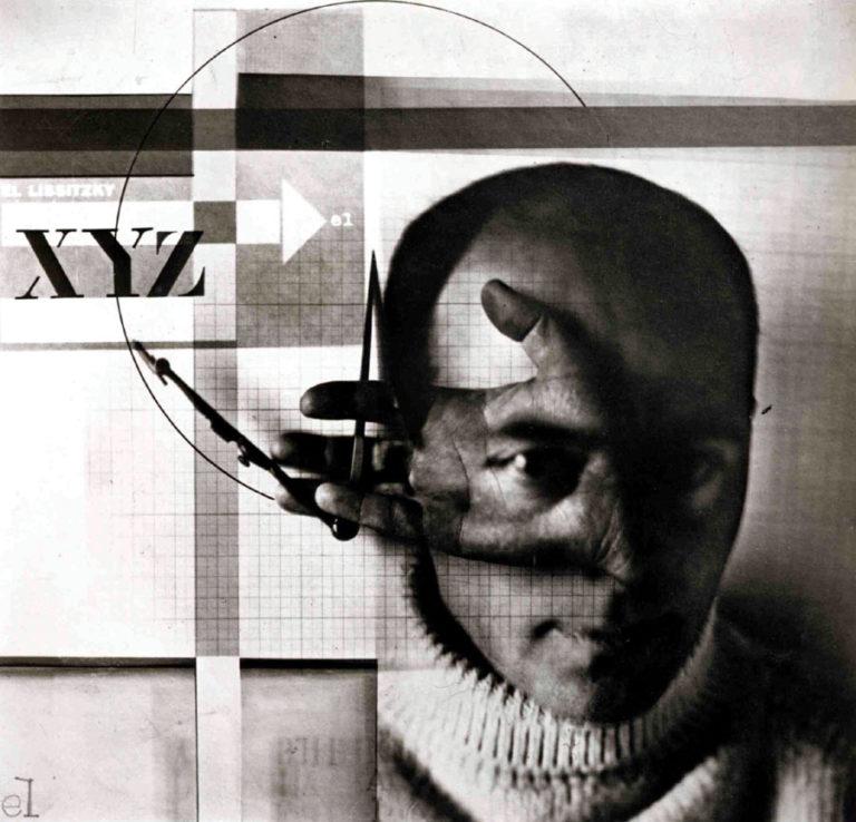 Конструктор (Автопортрет). 1924