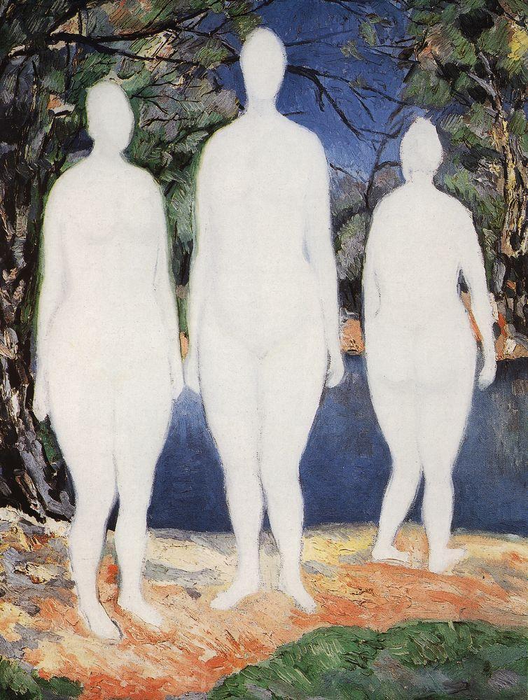 Купальщицы. 1928