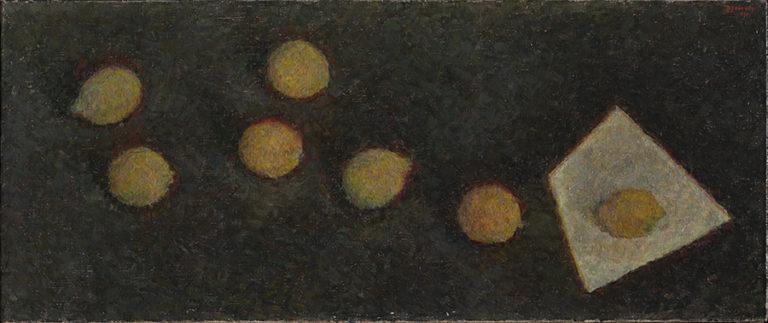 Лимоны на черном. 1961