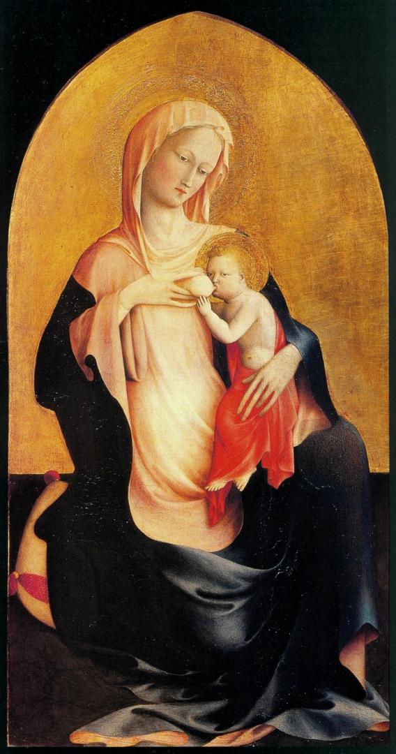 Мадонна Смирение. 1415–1423