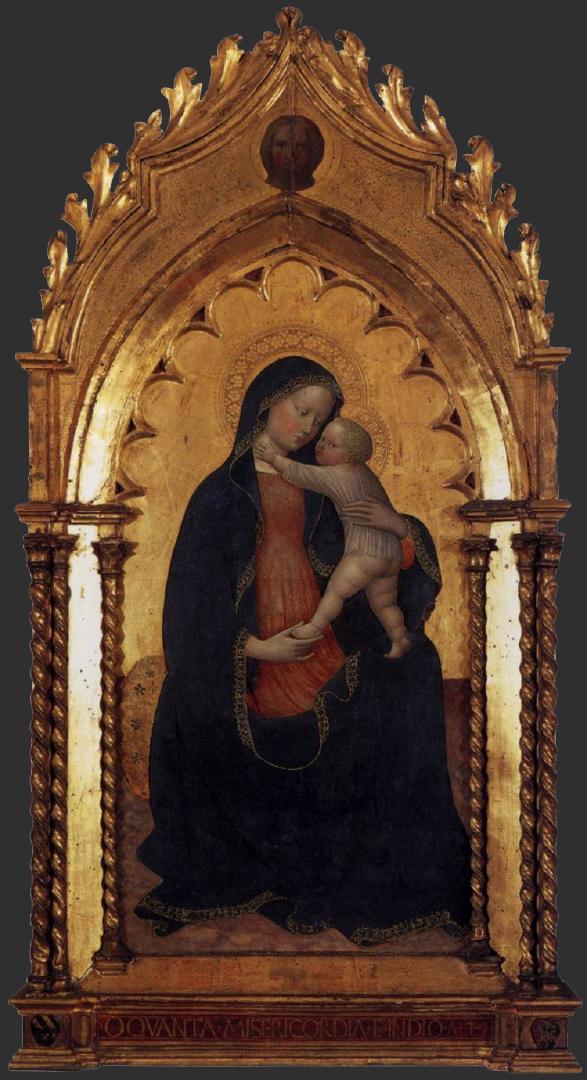 Мадонна Смирение. 1423