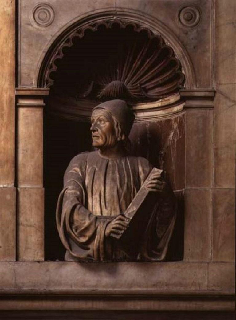 Марсилио Фичино (итал. Marsilio Ficino, 1433–1499)