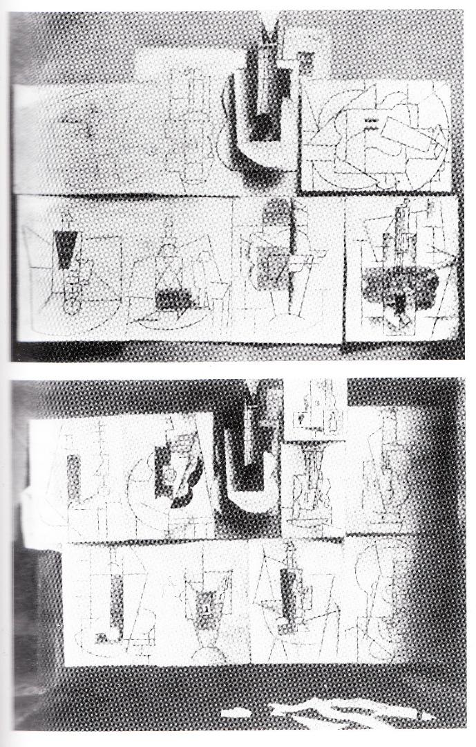 Мастерская Пабло Пикассо. 1914