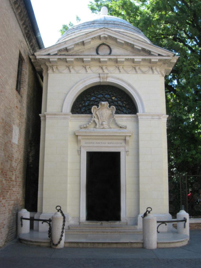 Мавзолей Данте. 1780. Равенна