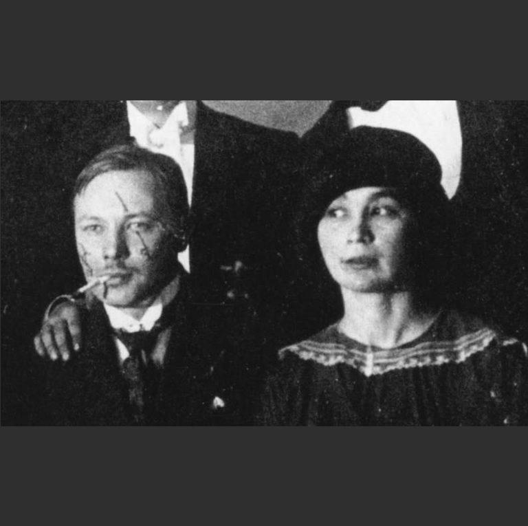 Михаил Ларионов (1881–1964) и Наталья Гончарова (1881–1962)