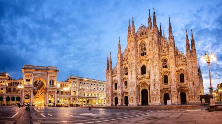 Миланский собор. 1386–1965