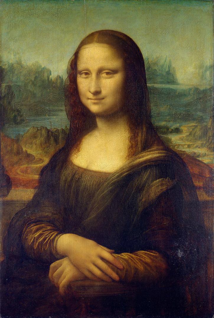 Мона Лиза, или Джоконда. 1503–1506