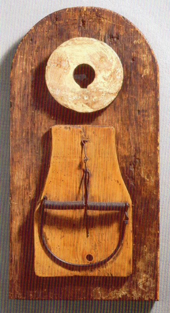 Мышеловка. 1915