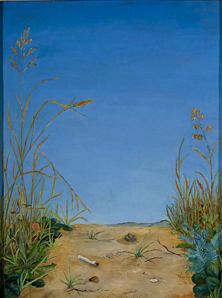 Небо и голубиный помет. 1928