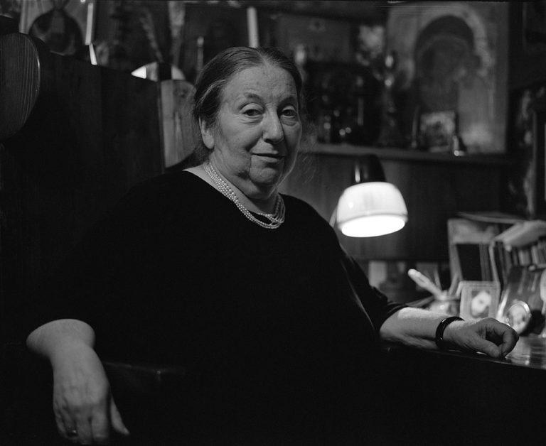 Ольга Сигизмундовна Попова