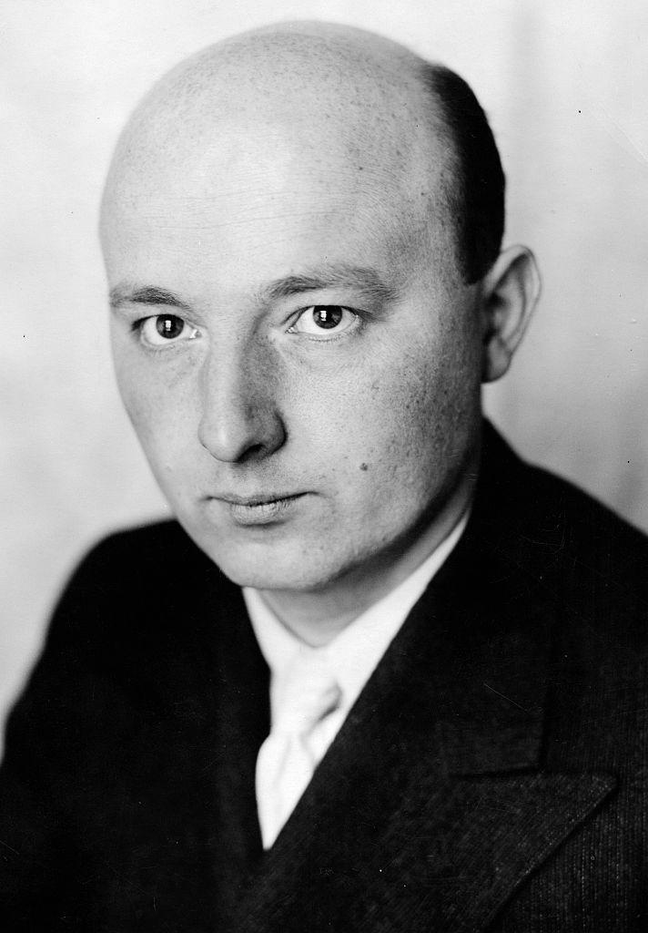 Оскар Фишингер (нем. Oskar Fischinger, 1900–1967)