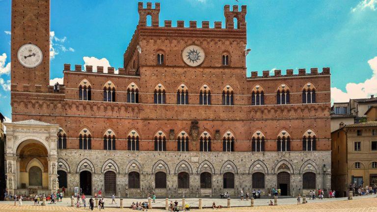Палаццо Публико, Сиена