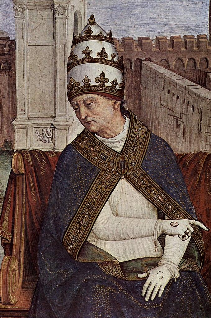 Папа Пий II (лат. Pius PP. II, 1405–1464). 1502–1507