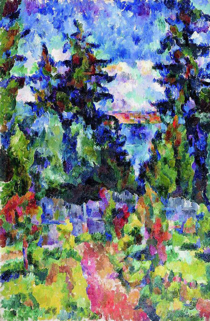 Пейзаж. 1919
