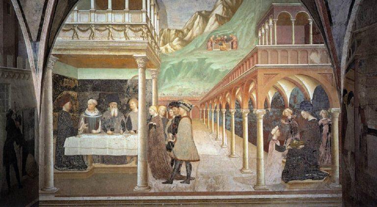 Пир Ирода. 1435