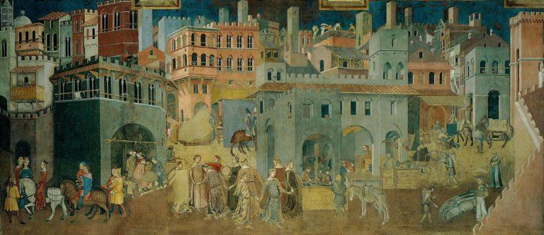 Плоды доброго правления. 1337–1339